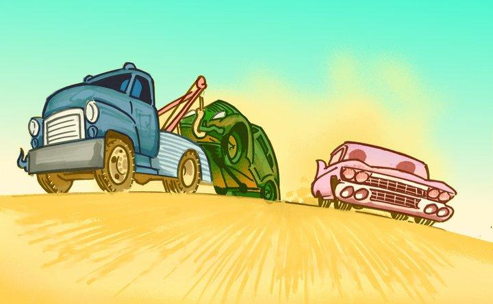 Jeff Allison - designer hot wheels and illustrations 0451