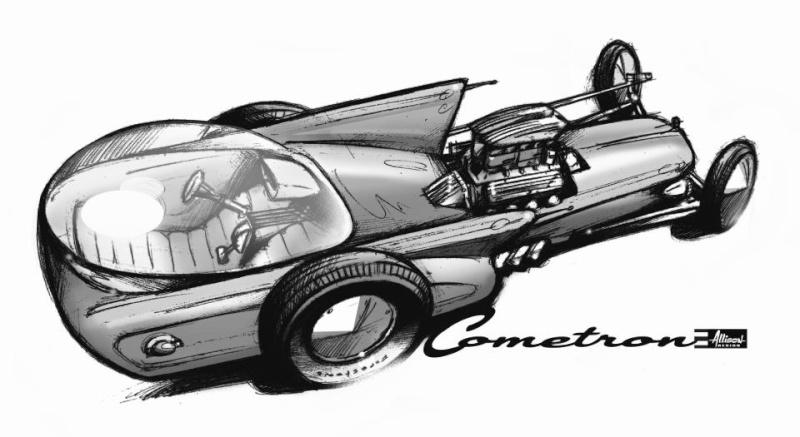 Jeff Allison - designer hot wheels and illustrations 0460