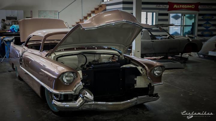Cadillac 1954 -  1956 custom & mild custom - Page 2 0476