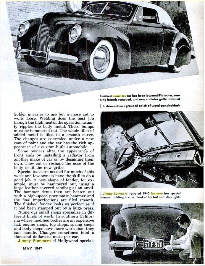 Ford & Mercury 1939 - 40 custom & mild custom - Page 4 0482