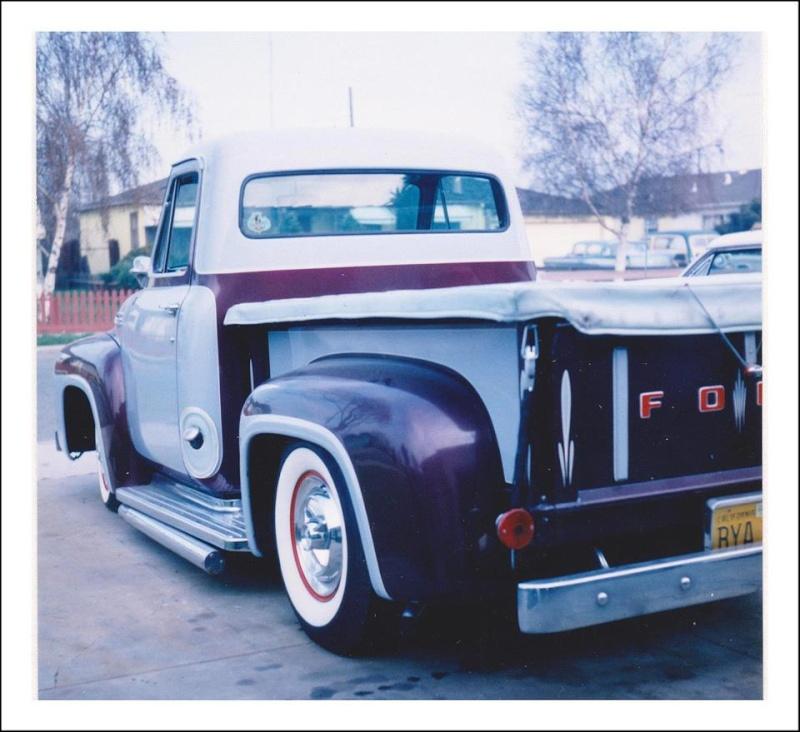 Ford Pick Up 1953 - 1956 custom & mild custom - Page 2 0534