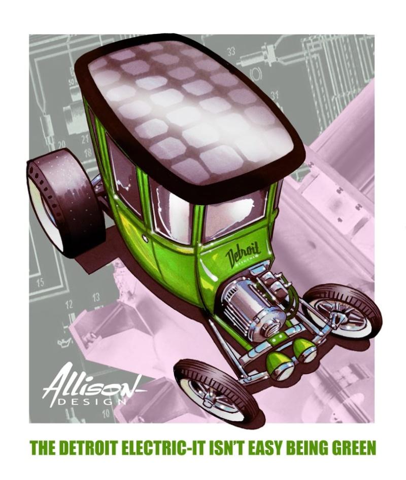Jeff Allison - designer hot wheels and illustrations 0545