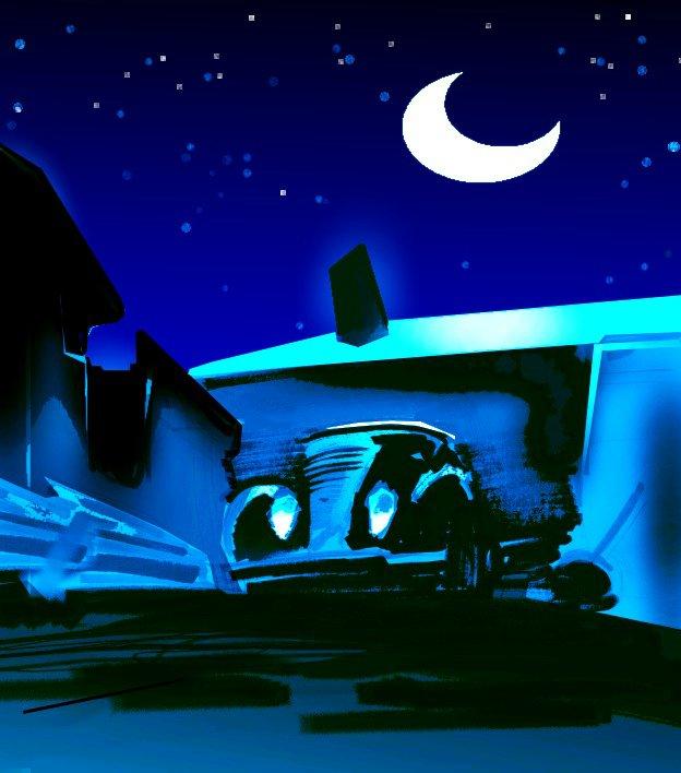 Jeff Allison - designer hot wheels and illustrations 0547