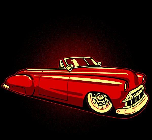 Jeff Allison - designer hot wheels and illustrations 0642