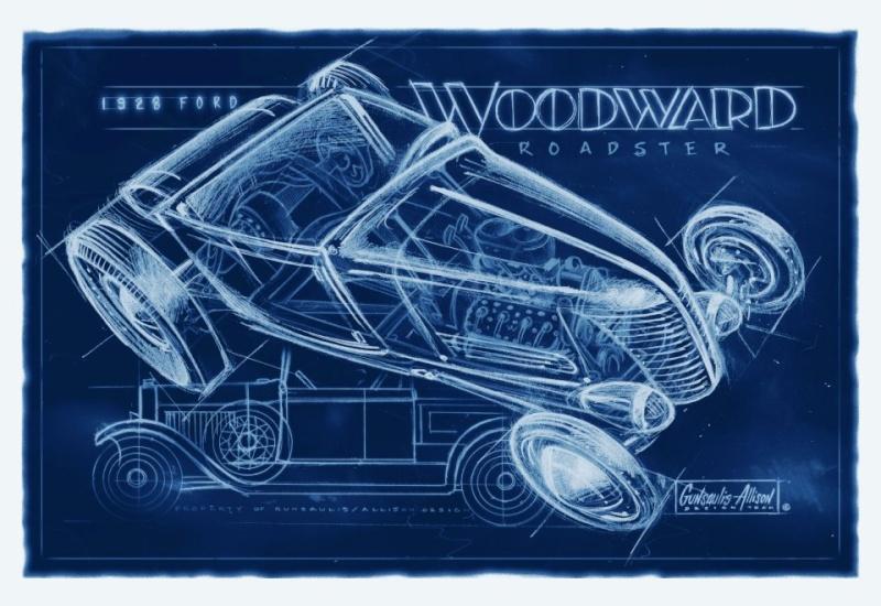 Jeff Allison - designer hot wheels and illustrations 0650