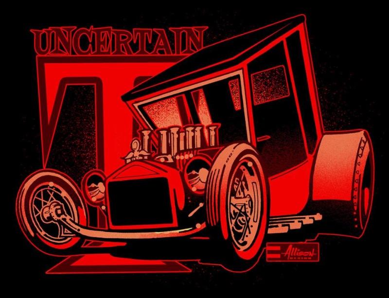 Jeff Allison - designer hot wheels and illustrations 0653