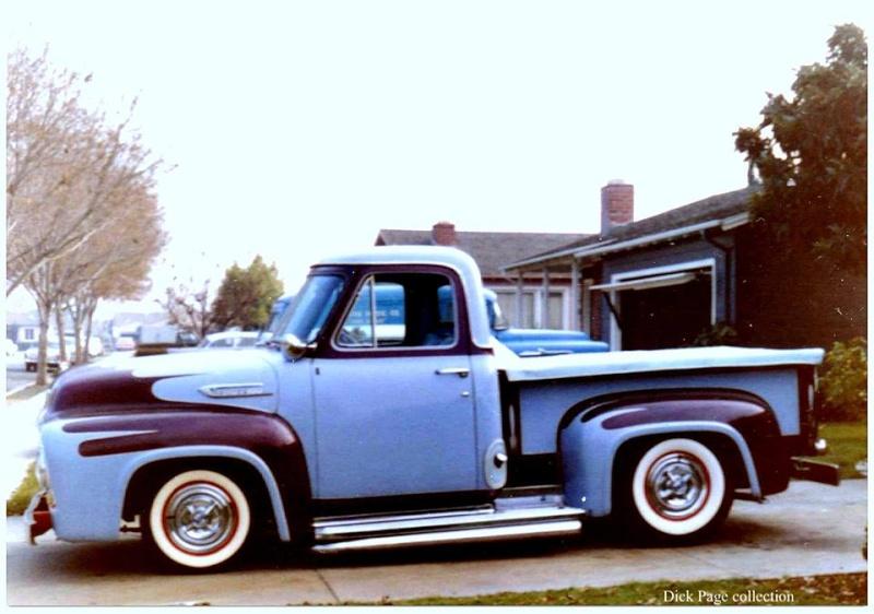 Ford Pick Up 1953 - 1956 custom & mild custom - Page 2 0710