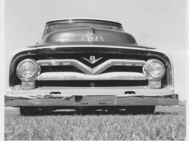 Ford Pick Up 1953 - 1956 custom & mild custom - Page 2 0810