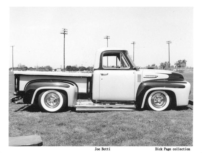 Ford Pick Up 1953 - 1956 custom & mild custom - Page 2 0910