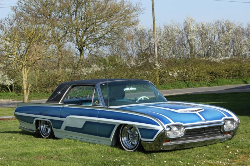 Ford Thunderbird 1961 - 1963 custom & mild custom - Page 2 10003410