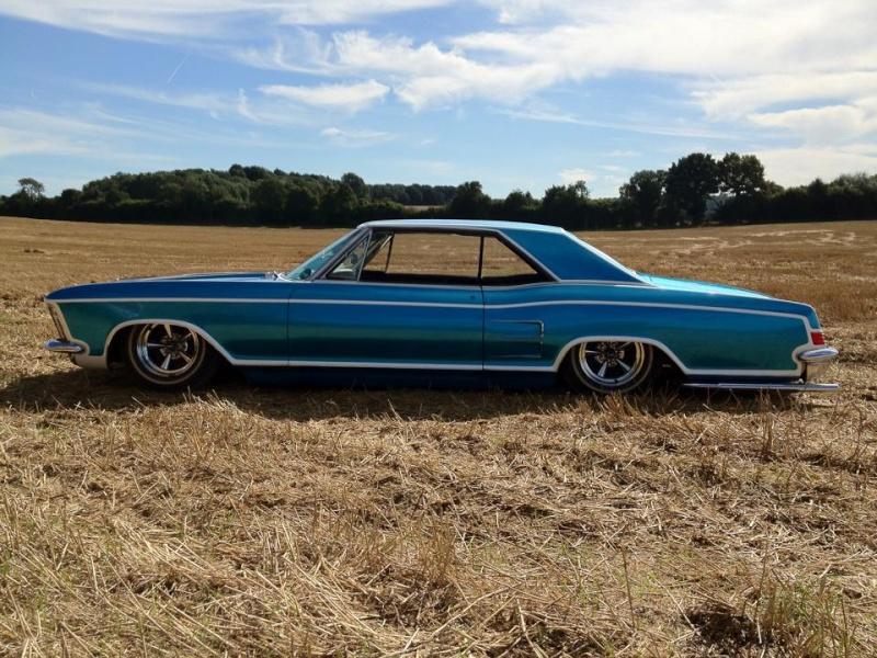 Buick Riviera 1963 - 1965 custom & mild custom 10006310