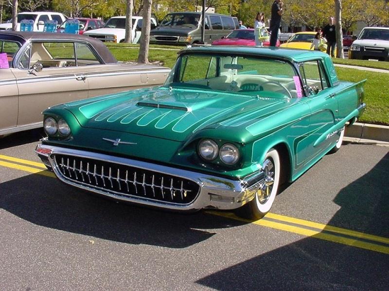 Ford Thunderbird 1958 - 1960 custom & mild custom - Page 2 10026710