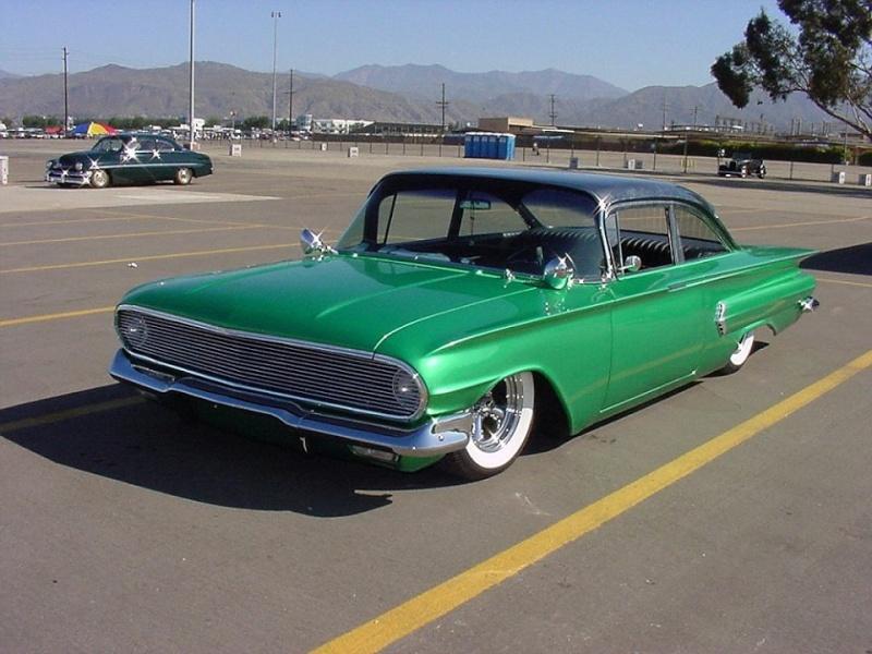 Chevy 1960 custom & mild custom - Page 3 10112710