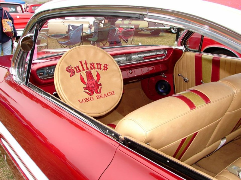 Pontiac 1959 - 62 custom & mild custom 10120711