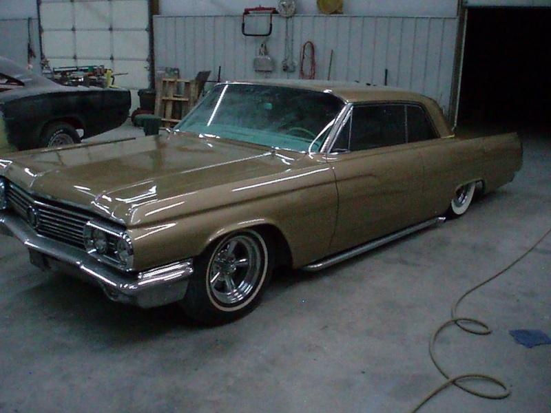 Buick 1961 - 1963 custom and mild custom 10134810