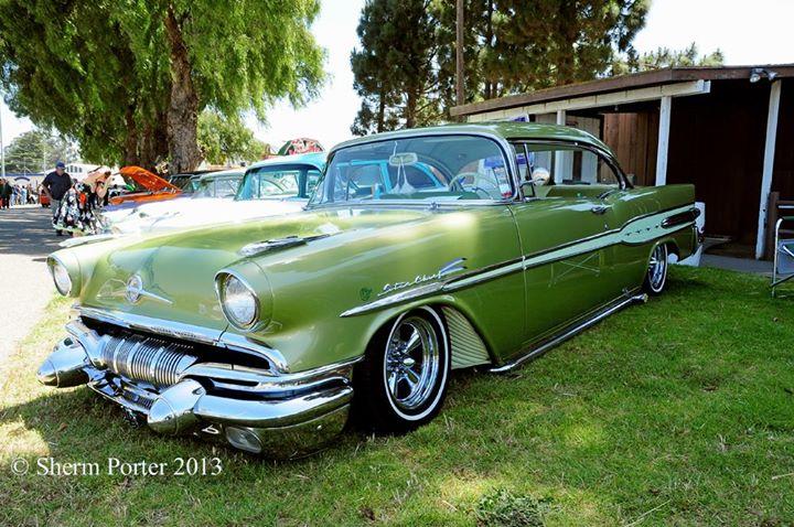 Pontiac 1955 - 1958 custom & mild custom - Page 2 10151913