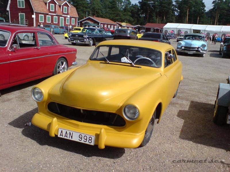 Volvo & Saab custom & mild custom 10152411