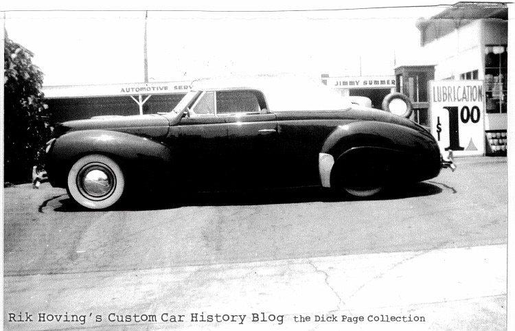 Ford & Mercury 1939 - 40 custom & mild custom - Page 4 10152610