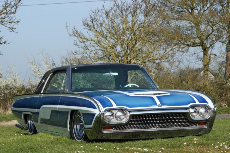 Ford Thunderbird 1961 - 1963 custom & mild custom - Page 2 10153811