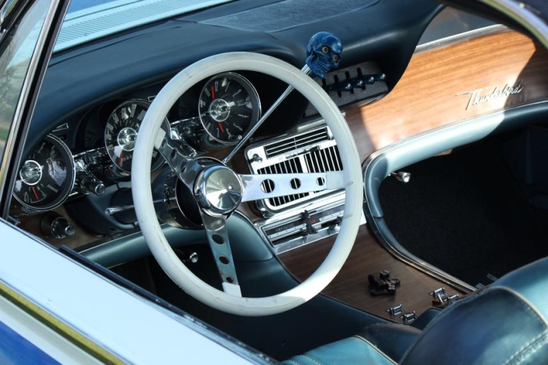 Ford Thunderbird 1961 - 1963 custom & mild custom - Page 3 10154510
