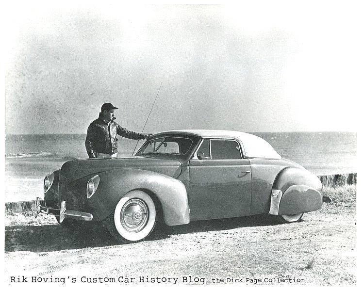 Ford & Mercury 1939 - 40 custom & mild custom - Page 4 10155711