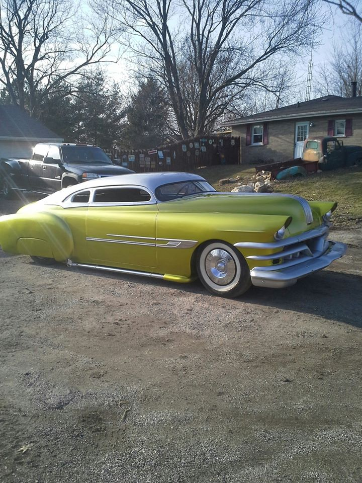 Pontiac 1949 - 54 custom & mild custom - Page 2 10157410