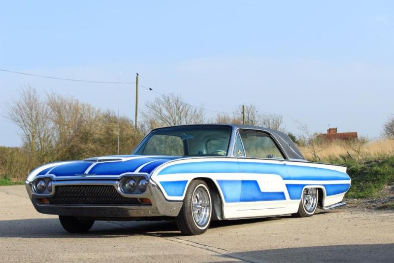 Ford Thunderbird 1961 - 1963 custom & mild custom - Page 3 10169310
