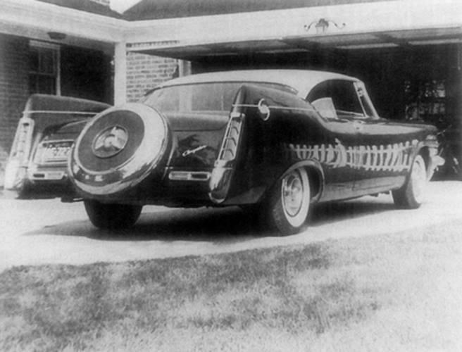 Prototype, maquette et exercice de style - concept car & style 10169311