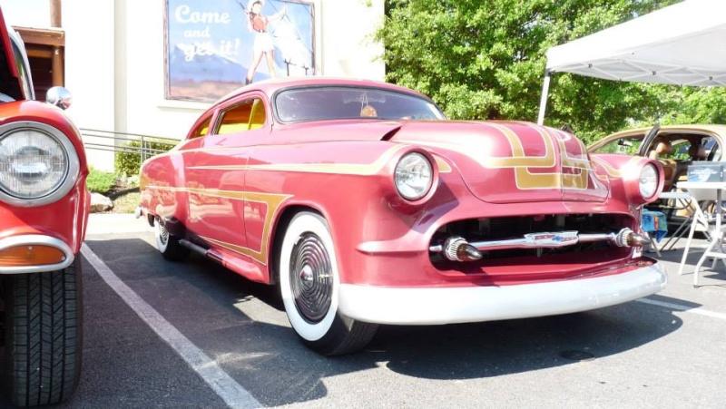 Chevy 1953 - 1954 custom & mild custom galerie - Page 7 10171110