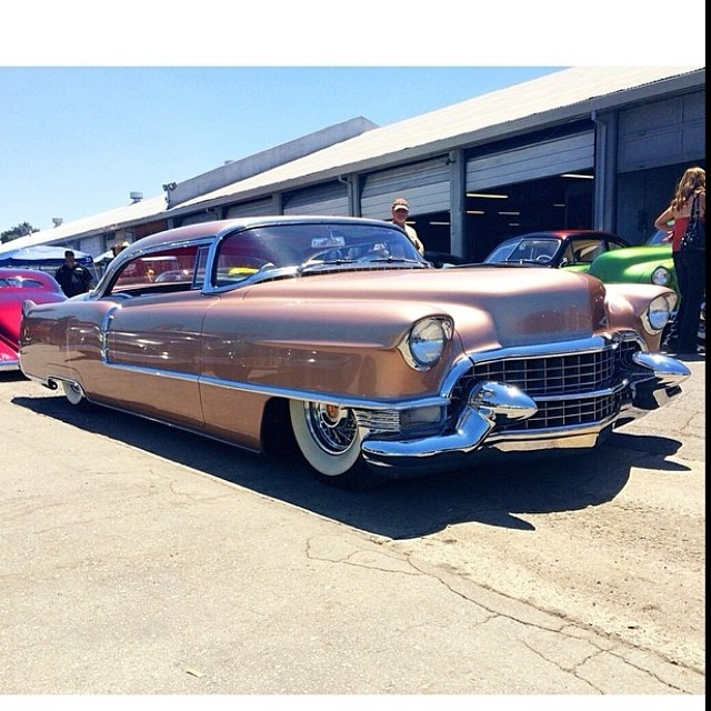 Cadillac 1954 -  1956 custom & mild custom - Page 2 10245410
