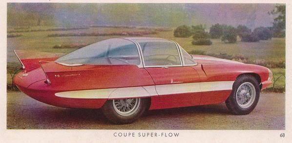 Pininfarina Superflow .  1956 -1960 10264410