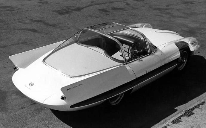 Pininfarina Superflow .  1956 -1960 10296710