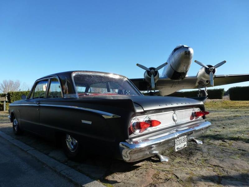 Mercury 1961 - 1964 custom & mild custom 10309710