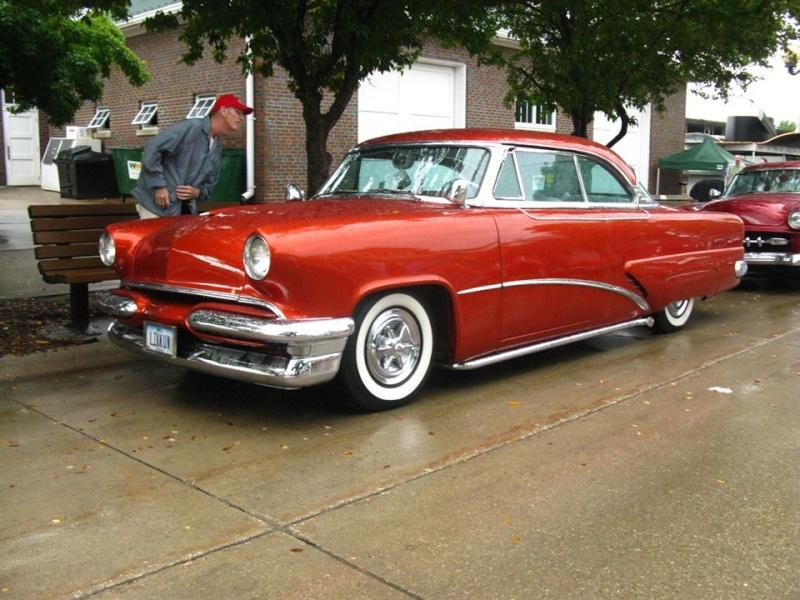 Lincoln  1952 - 1955 custom & mild custom 10329013