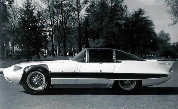 Pininfarina Superflow .  1956 -1960 10336810