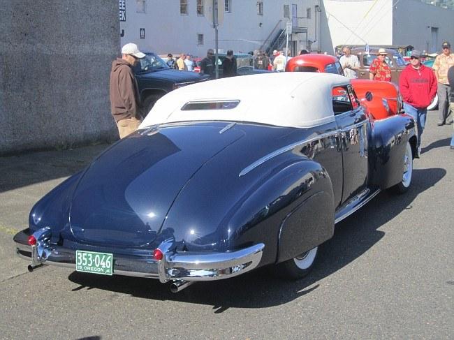 Cadillac 1941 - 47 custom & mild custom 10341810