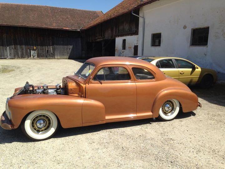 Chevrolet 1946 - 48 custom & mild custom - Page 2 10342510