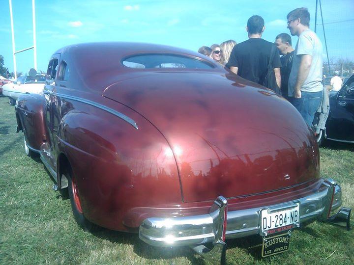 Villeneuve St Gge-Rock'n'Roll Car show #3 -Sept 2014 par Jerry Yankee 10348212