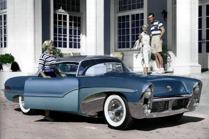 1955 Oldsmobile 88 Delta - concept 10348511
