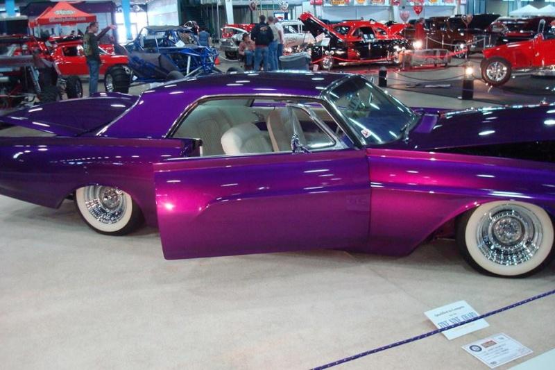 Ford Thunderbird 1961 - 1963 custom & mild custom - Page 3 10351814