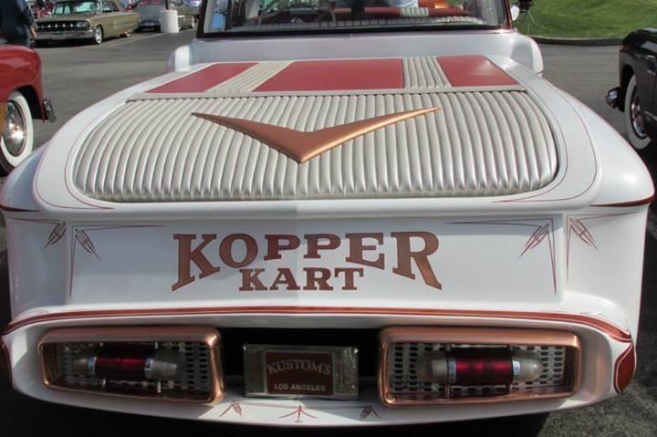 1956 Chevy pick up - Kopper Kart - George Barris 10352511