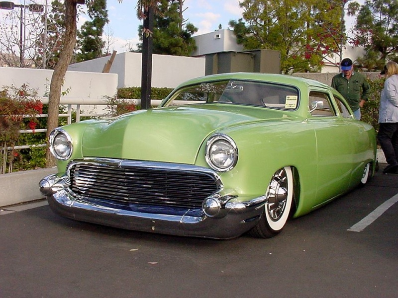 Ford 1949 - 50 - 51 (shoebox) custom & mild custom galerie - Page 14 10352911