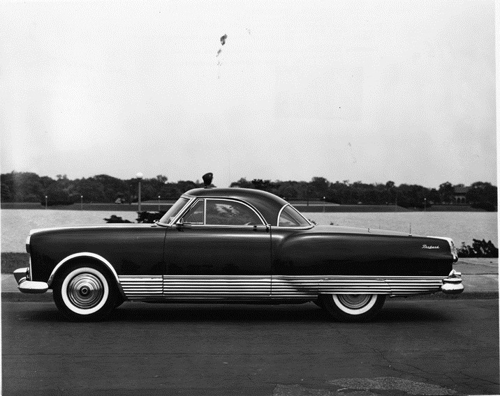 1952 Edward Macauley's Packard Special Speedster 10359210
