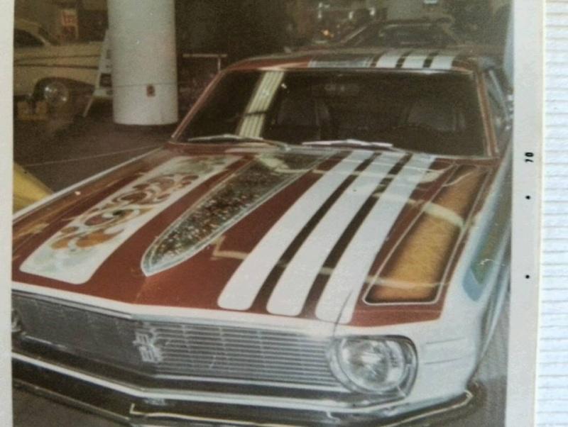Mustang Street Machine 10360810