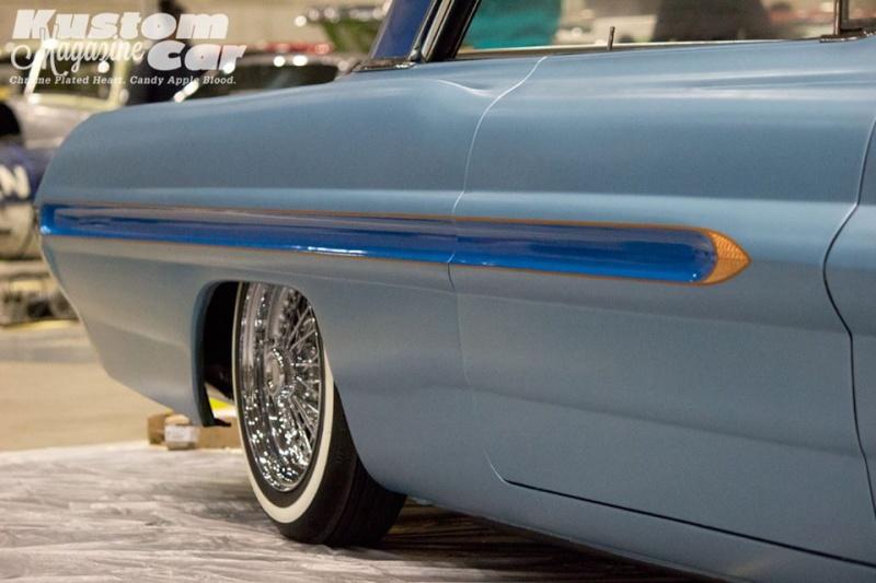 Pontiac 1959 - 62 custom & mild custom 10361311