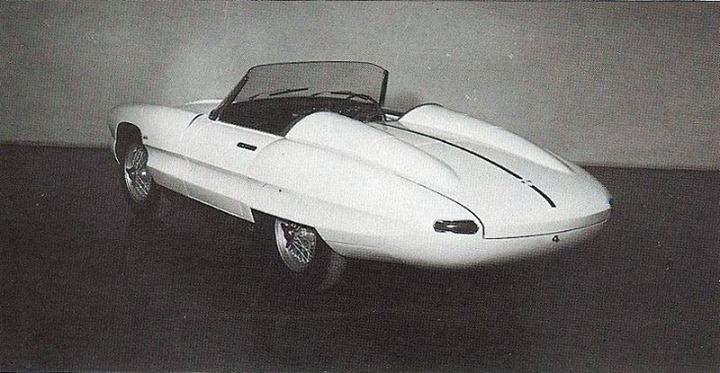Pininfarina Superflow .  1956 -1960 10364110