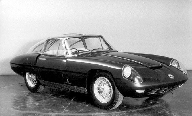 Pininfarina Superflow .  1956 -1960 10364111