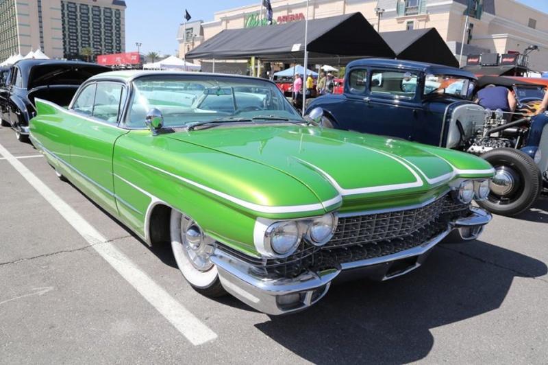 Cadillac 1959 - 1960 custom & mild custom - Page 2 10365712
