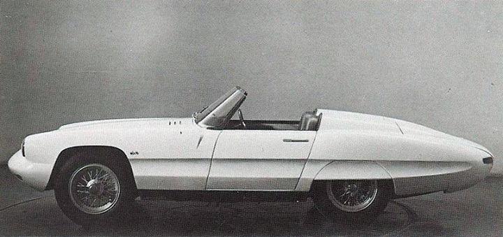 Pininfarina Superflow .  1956 -1960 10367610
