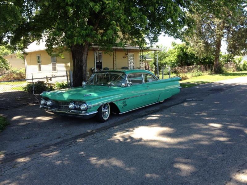 Oldsmobile 1958 - 1960 custom & mild custom 10369210